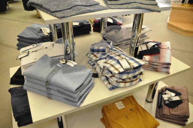 Herren-Mode bei FAISS Modehaus Reutlingen