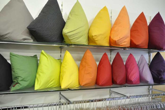 Accessoires- und Heim-Textilien bei Faiss-Wohntextilien