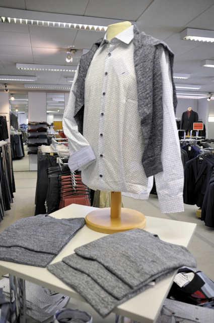 Mode für den Mann bei Faiss