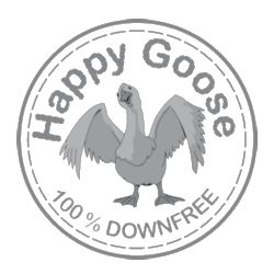 Happy Goose by WEKA Logo