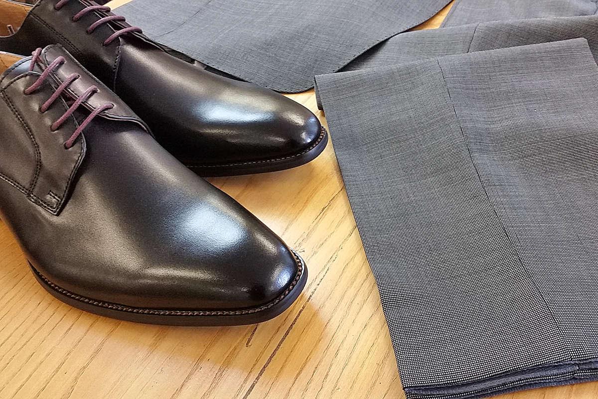 elegante Schuhe von DIgel bei Faiss