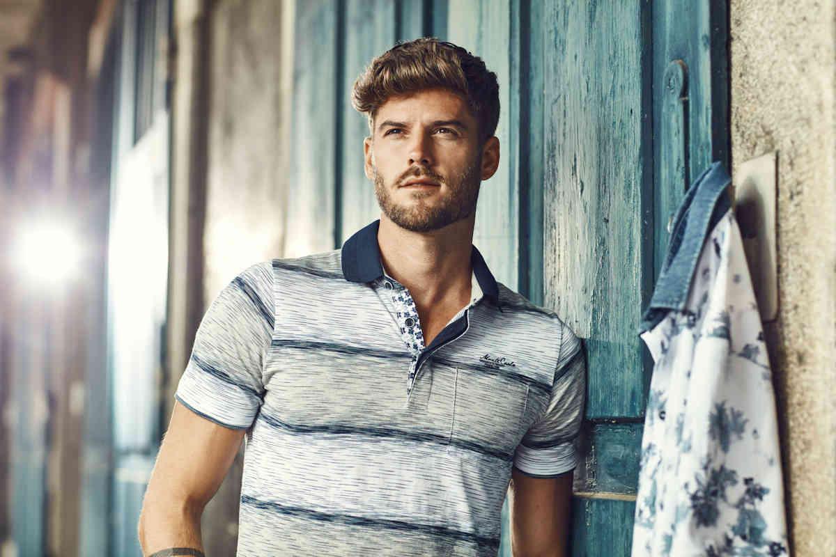 Shirts und Polos von Montecarlo bei Faiss Reutlingen