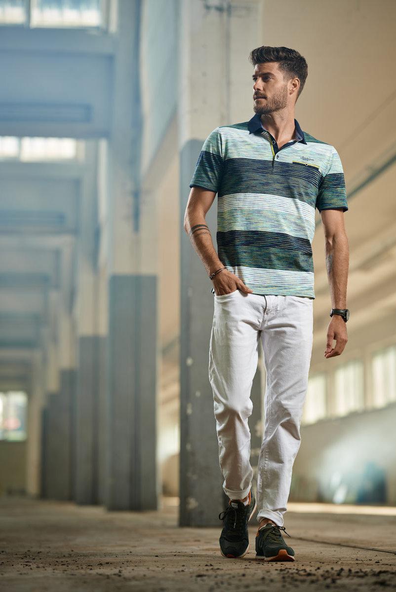 Polo-Shirt von Montecarlo Sommer 2021